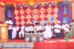 63RD ANNUAL SPORTS DAY - 07.12.2019 - SECRETARY Mr S. SELVARAJ GIVING WELCOME ADDRESS