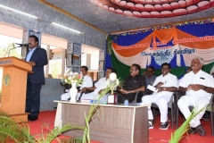73RD INDEPENDENCE DAY -15.08.2019 - CHIEF GUEST Mr ISAC MOHANLAL  GIVING  SPECIAL ADDRESS