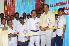SCIENCE EXHIBITION 26.11.2019 - INAUGURATED BY Dr D KANNAN, HOD BOTANY, THIAGARAJAR COLLEGE