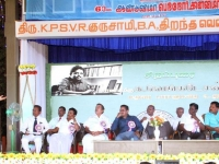 63RD ANNUAL DAY 10.01.2020 - CHIEF GUEST Mr S. VENKATESAN, MP, MADURAI