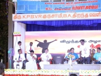 63RD ANNUAL DAY 10.01.2020 - PRESIDENTIAL ADDRESS Mr P. DHARMARAJ, PRESIDENT