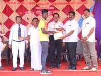 63RD ANNUAL SPORTS DAY - 07.12.2019 - CHIEF GUEST DIPE Mr. P. SENKATHIR GIVING PRIZE