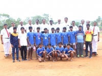 63RD ANNUAL SPORTS DAY - 07.12.2019 - CHIEF GUEST DIPE Mr. P. SENKATHIR WITH STATE PARTICIPANTS