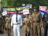 ncc-army-wing-vigilance-awareness-week - 27.11.2012